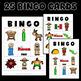 Holidays Around the World Activities (Las Posadas Activities Bingo)