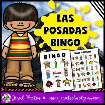 Holidays Around the World Activities (Las Posadas Activiti