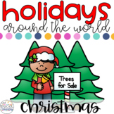 Holidays Around the World Activities for Special Education - CHRISTMAS