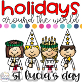 Holidays Around the World Activities for Special Education