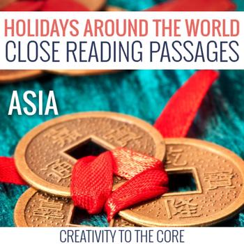 Holidays Around the World: Asia Edition Close Reads