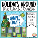 Holidays Around the World Activities and Crafts