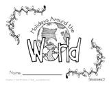 Holidays Around the World Book! (K-2)