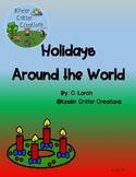 Holidays Around the World Booklet