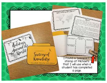Holidays Around the World | Christmas, Hanukkah, Diwali | Reading & Activities