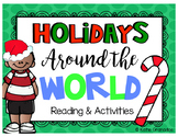 Holidays Around the World | Christmas, Hanukkah, Diwali | Reading & Activities