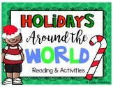 Holidays Around the World   Christmas, Hanukkah, Diwali  