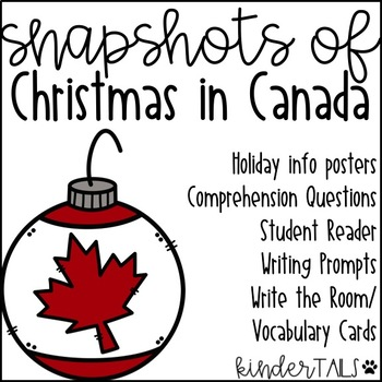 Holidays Around the World: Christmas in Canada