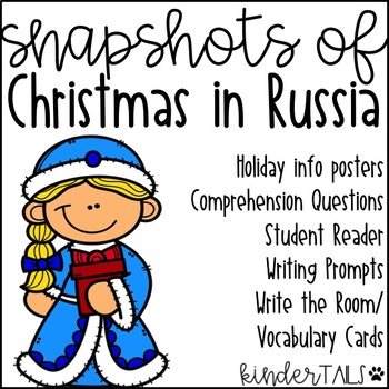 Holidays Around the World: Christmas in Russia