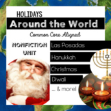Holidays Around the World {Common Core Aligned}