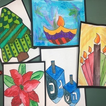 Holidays From Around the World Nonfiction Informational Text Unit