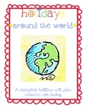 Holidays Around the World Complete Unit Plan