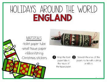 Holidays Around the World Crafts and Keepsakes