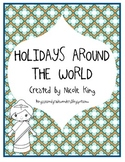 Holidays Around the World {Culture Study}