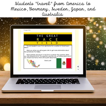 Holidays Around the World DIGITAL ACTIVITIES THIRD AND FOURTH GRADES