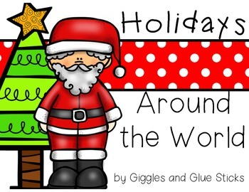 Christmas Around the World Literacy Unit