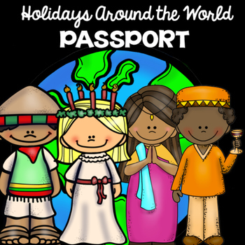 Holidays Around the World- Differentiated Close Read Unit-