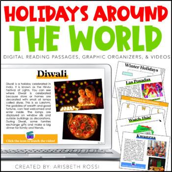 Christmas Around the World (Digital)