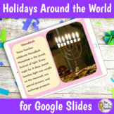 Holidays Around the World Digital Lesson
