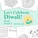 Holidays Around the World: Diwali ~ Common Core Aligned