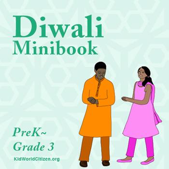 Holidays Around the World: Diwali Minibook