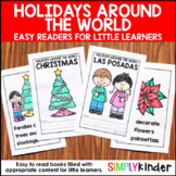 Holidays Around the World Easy Readers