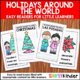 Holidays Around the World Easy Readers