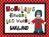 Holidays Around the World: England