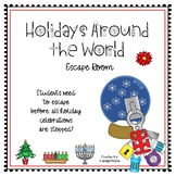 Holidays Around the World  Escape Room