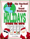 Holidays Around the World Flip Flap Book® | Distance Learning