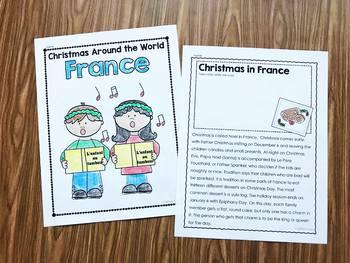 Holidays Around the World - France