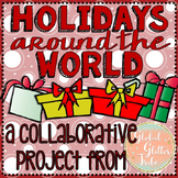 Holidays Around the World Freebie from The Global Glitter Tribe-Hanukkah