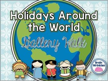 Holidays Around the World - Gallery Walk