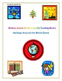 Holidays Around the World Game
