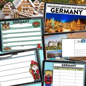 Holidays Around the World   Germany   Christmas