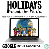 Holidays Around the World: Google Drive Close Reads and Se