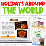 Holidays Around the World Google Slides™ (Christmas Around the World)