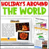 Holidays Around the World Google Slides™ (Christmas Around