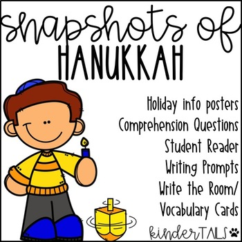 Holidays Around the World: Hanukkah