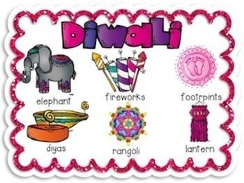 Holidays Around the World (Hanukkah, Diwali, Kwanzaa, and Christmas)