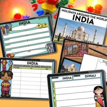 Holidays Around the World | India | Diwali