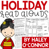 Holidays Around the World Interactive Read Alouds and Comprehension Activities