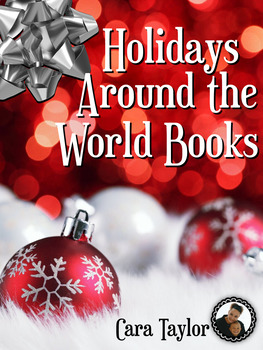 Holidays Around the World Interactive Readers and Activities