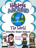 Holidays Around the World: Interactive Student Notebook