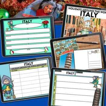 Holidays Around the World | Italy | Christmas
