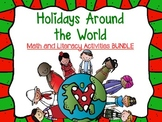 Christmas and Holiday Customs Around the World Literacy an