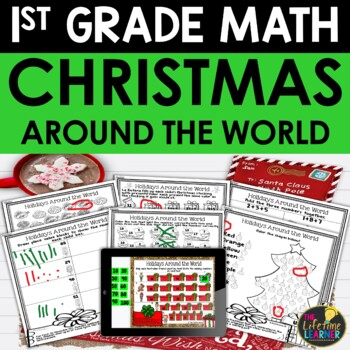 Holidays Around the World Math First Grade