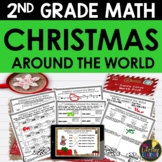 Holidays Around the World Math 2nd Grade