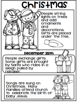Christmas...Holidays Around the World!