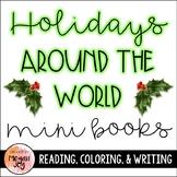 Holidays & Christmas Around the World Mini-Books